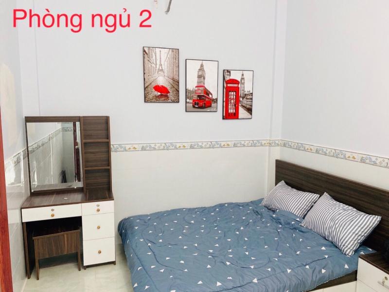 Hình ảnh thực tế dự án nhà phố Hựu Thạnh - Long An