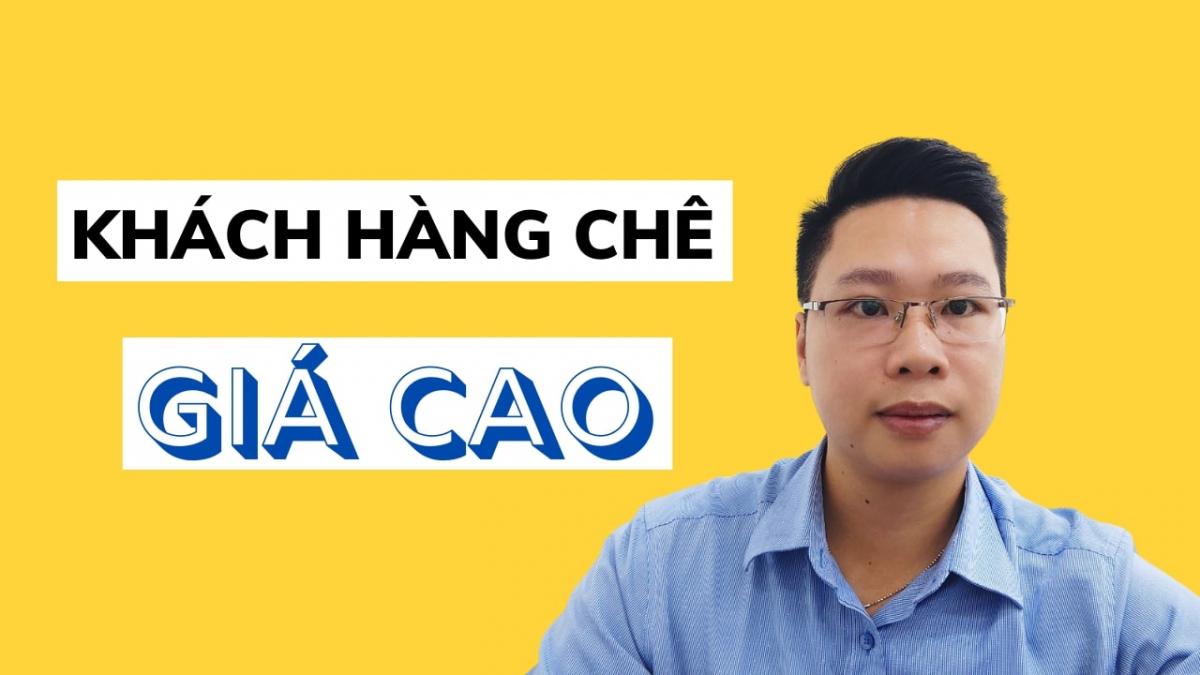 Chuyên gia Phuc Land hướng dẫn cách xử lý khi khách hàng chê giá cao