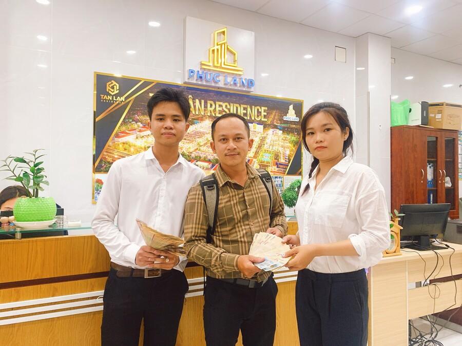 Xin được chúc mừng 2 chiến binh Văn Toàn và Ngọc Thúy đến từ sàn PL05-PKD01