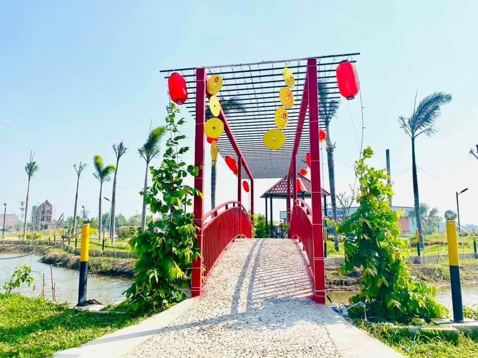 Cận cảnh công viên dự án Long Cang Riverpark (tt)