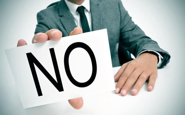 Khách hàng cần hỏi lại người thân được xem là cách từ chối mua hàng phổ biến nhất hiện nay