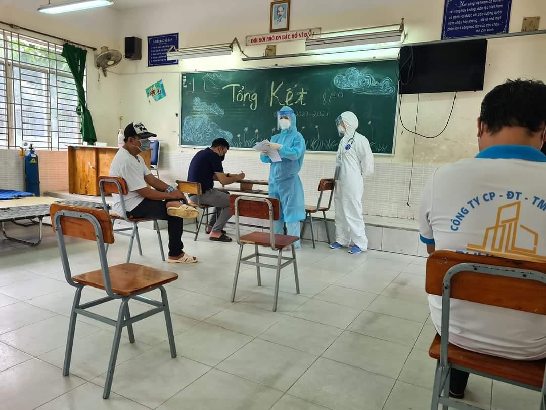 Hơn 300 CBNV Phúc Land tham gia tiêm vaccine Covid-19 trong ngày 24/07/2021