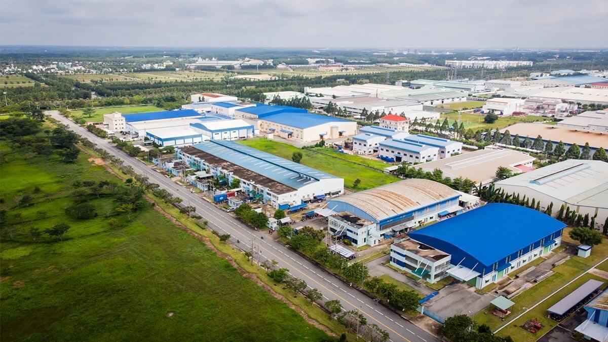 Bất động sản Cần Đước hưởng lợi nhờ làn sóng đầu tư và phát triển KCN trên địa bàn huyện