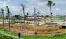 Tây Nam Center chỉn chu hạ tầng giữa lòng các KCN và cụm cảng quốc tế
